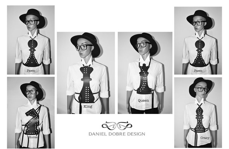 Chess harness by Daniel Dobre