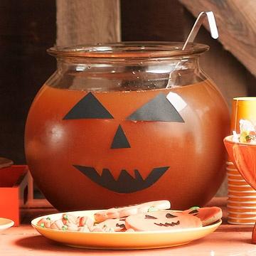 halloween punch bowl
