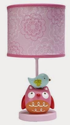 Baby Room Owl And Bird Lamp Forest Theme Pinterest Rooms Crib Sets Babies