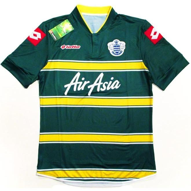 ea2281b16 QPR Soccer Third Fußball Original Jersey Football Shirt 13 14 BNWT ...