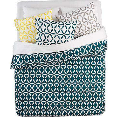 mod moroccan bed linens | CB2