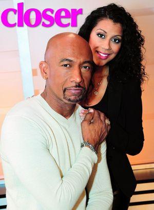Montel Williams with daughter Maressa