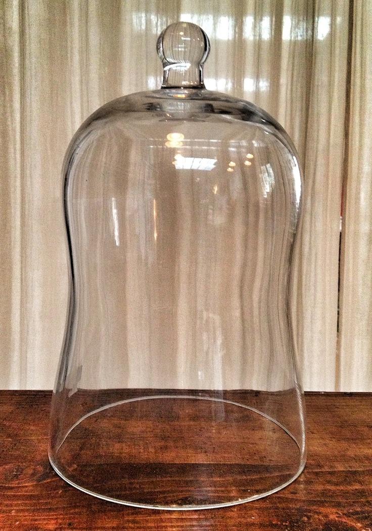 Glass bell (pcs 9)