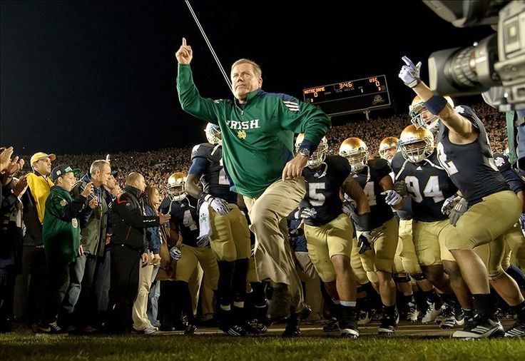 Notre Dame Football | Collecting Notre Dame Football memorabilia isn't an inexpensive ...