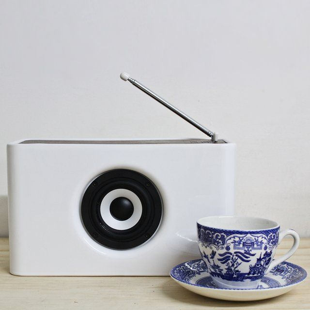 Josiah Ceramic DAB Radio