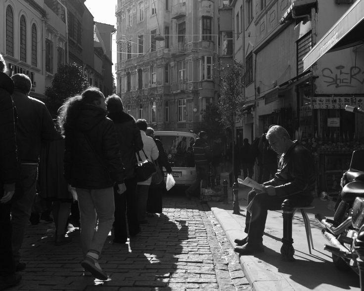 Galip Dede Street