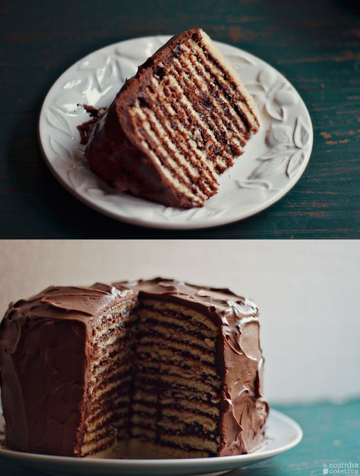 A Cozinha Coletiva - bolo de 12 camadas