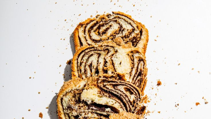 The secret to the mesmerizing chocolate swirl in this babka recipe? A double helix twist (don't worry, it's way easier than science class).