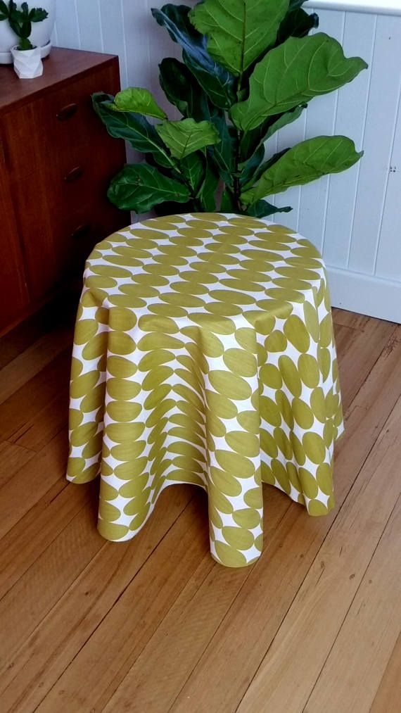 25 Unique Round Tablecloth Ideas On Pinterest Yellow
