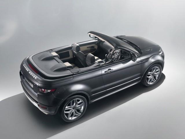 Concept: Range Rover Evoque Cabrio