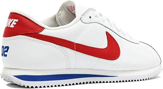 6fcabf6ae4eac Nike Cortez Anniversary Men's Trainers leather White/Red/Royal Blue ...