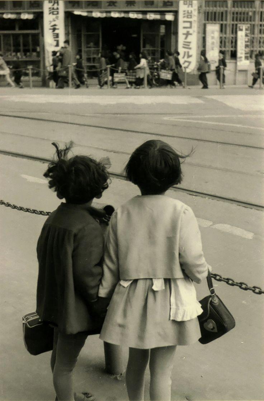 1955. Kansuke Yamamoto. ©Toshio Yamamoto.