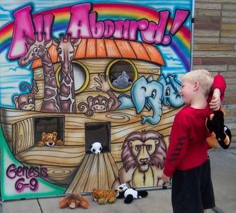 Cincinnati Party Rentals Carnival Games Festival Booth Games Dunk Tank