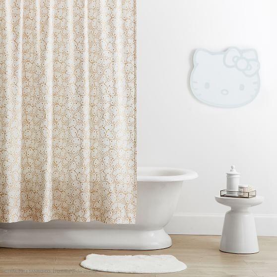 Hello Kitty 174 Shower Curtain Hello Kitty Room Decor Hello