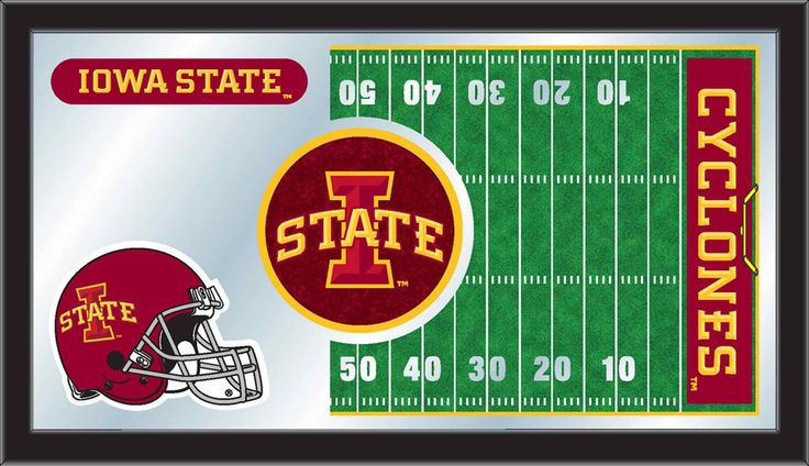 Football Mirror - Iowa State University