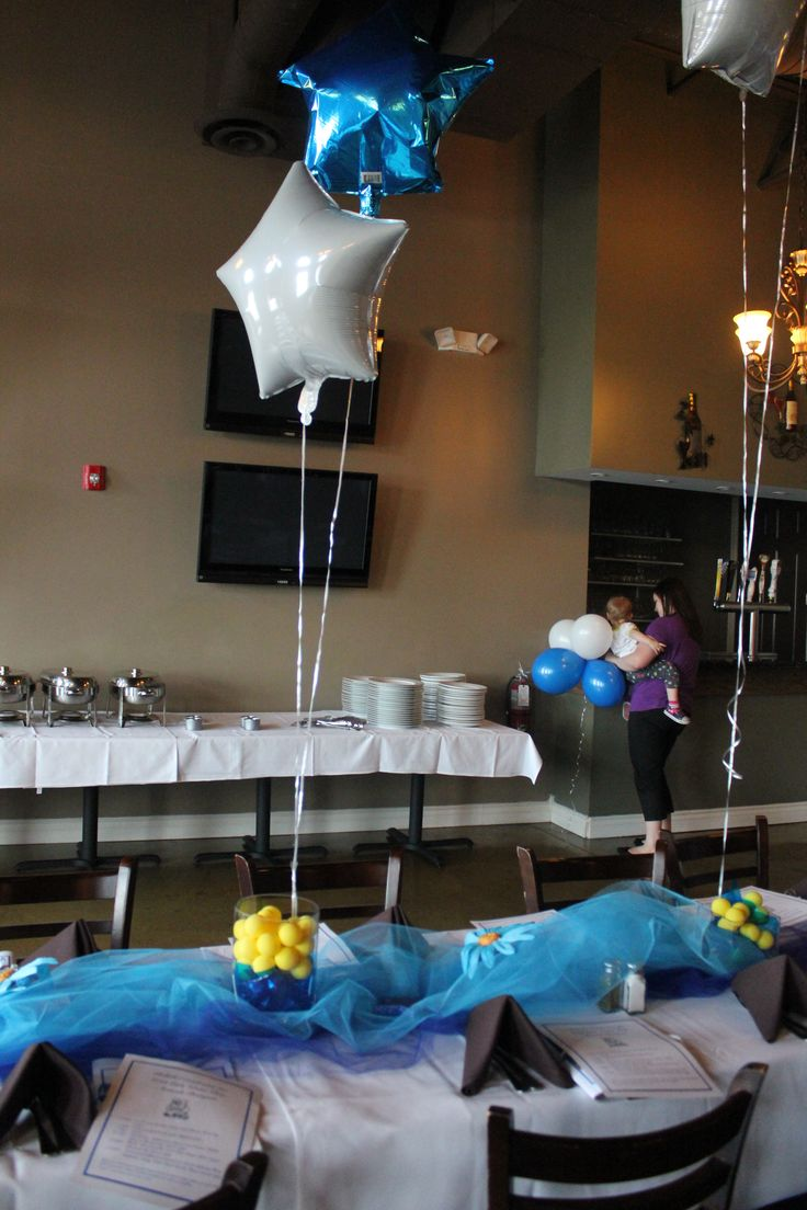 80 best images about water polo banquet ideas on pinterest for Water decoration ideas