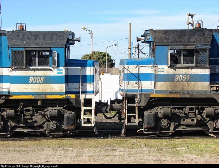 Ferrosur Roca  EMD GT 22 CW