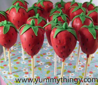 strawberry shortcake birthday cake - Google Search