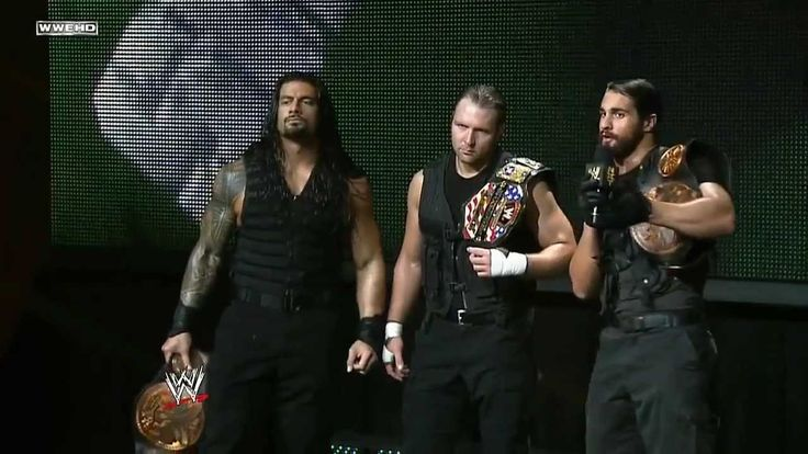 NXT - The Shield and Adrian Neville segment