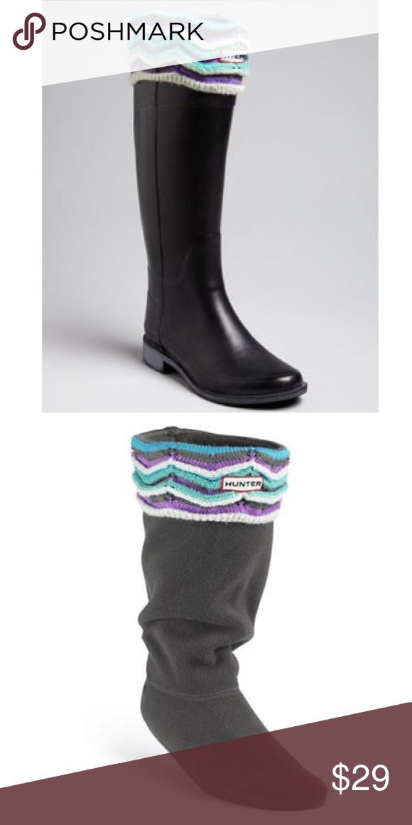 17 migliori idee su Hunter Welly Socks su Pinterest | Stivali ...
