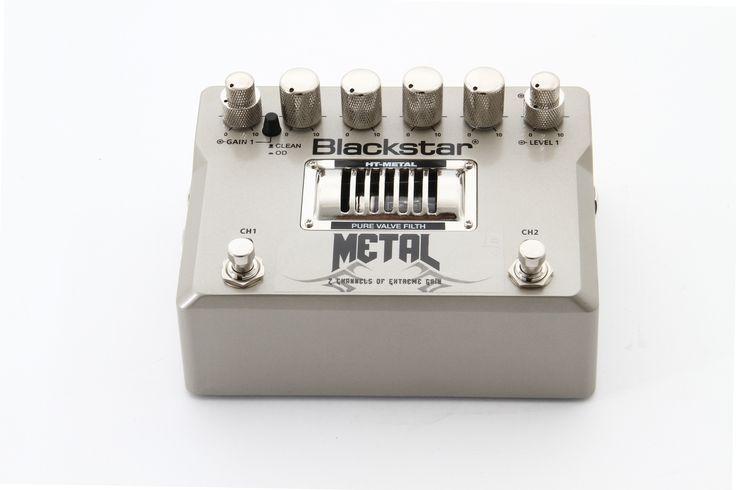 Blackstar HT-Metal Pedal