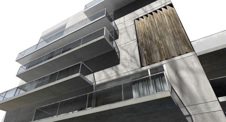 les 25 meilleures id es de la cat gorie architecture minimaliste sur pinterest maison d. Black Bedroom Furniture Sets. Home Design Ideas