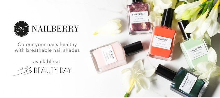 New brand at beautybay.com Nail Berry