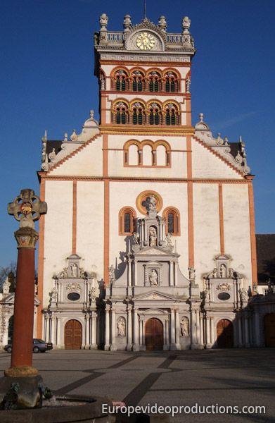 Benediktinerabtei St. Matthias an der Mosel in Deutschland
