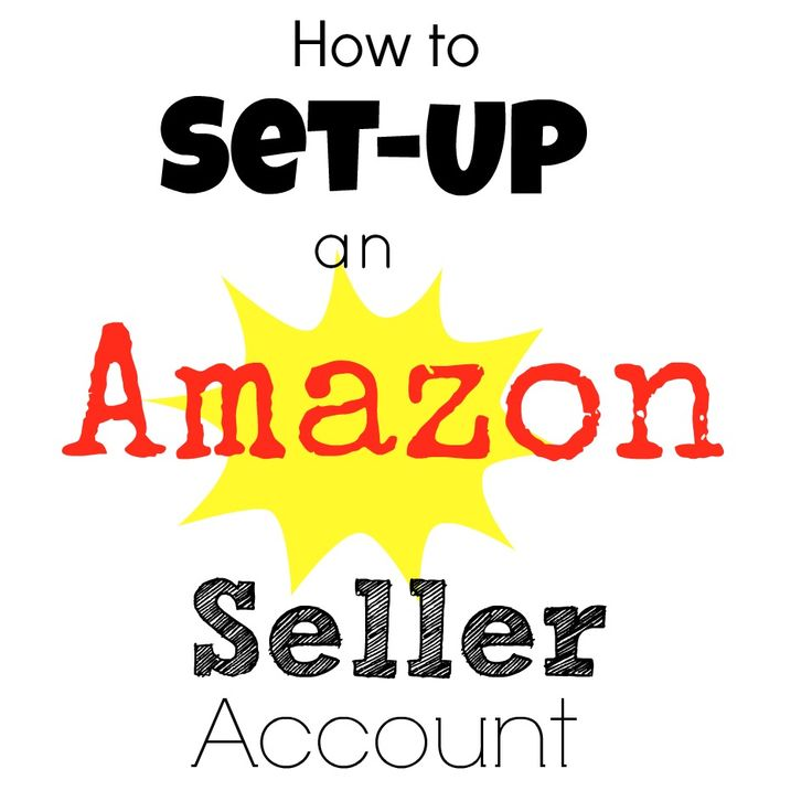 How to set-up an Amazon Seller Account. http://writedge.com/how-do-i-sign-up-for-amazon-fba/ #AmazonFBA