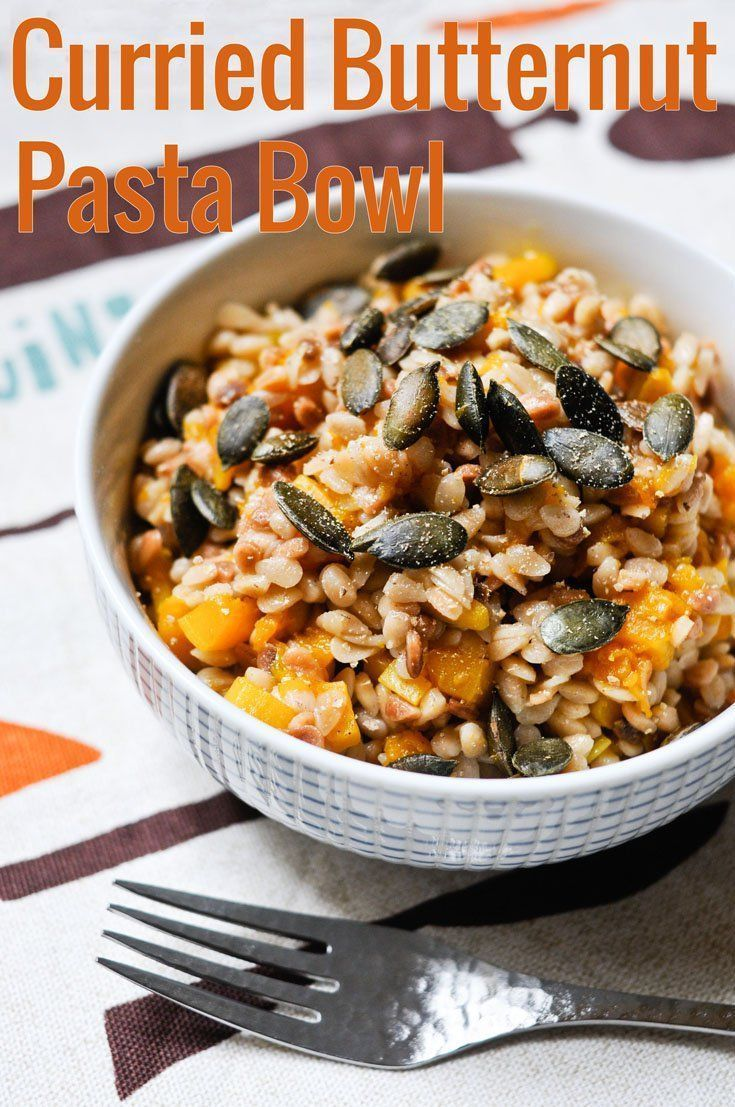 This easy recipe for butternut squash pasta makes for an exceptionally flavorful and satisfying vegan meal in the fall or winter.