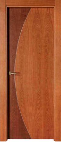 puertas de interior lisa con curvasquien ha dicho que el minimalismo es