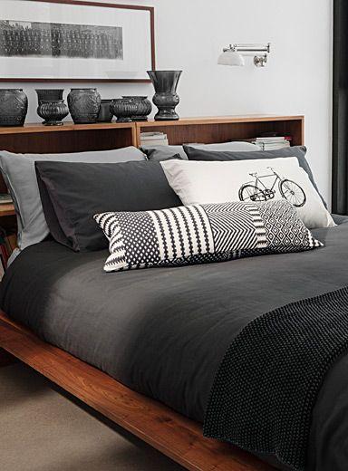 les 25 meilleures id es de la cat gorie couette ensembles chambre sur pinterest ensembles de. Black Bedroom Furniture Sets. Home Design Ideas