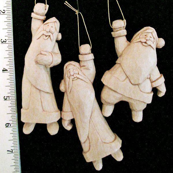 Ornaments Wood Carvings