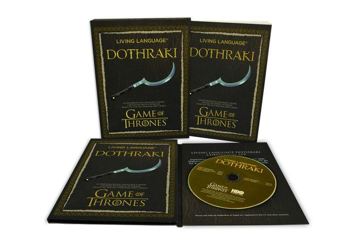 Learn #Dothraki