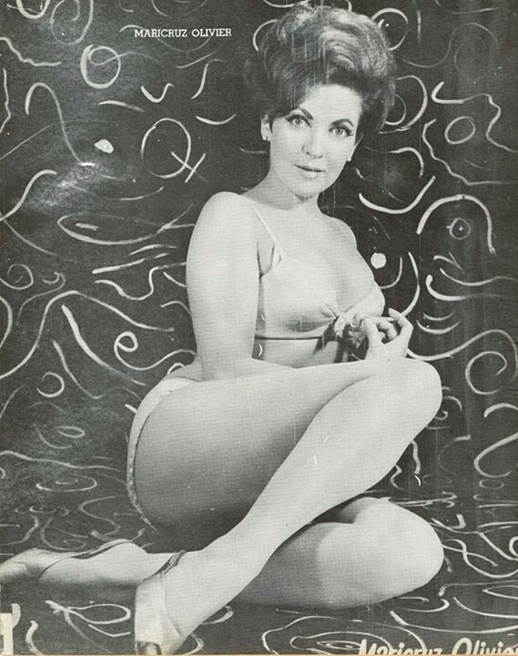 Maricruz Olivier.