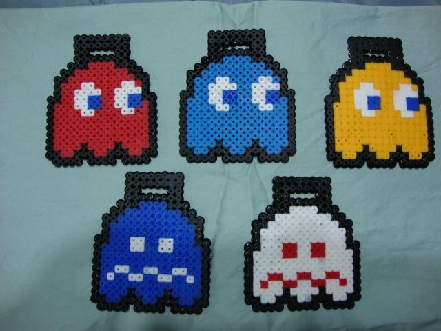 PacMan Sprite Badges 2 by KennyKitsune.deviantart.com on @deviantART