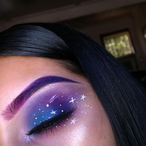 25+ best ideas about Galaxy makeup on Pinterest | Costume make up ...