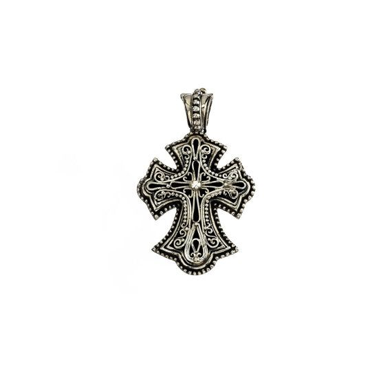 Check out this item in my Etsy shop https://www.etsy.com/listing/220065334/byzantine-filigree-cross-in-sterling