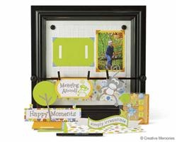 Display Top Pick - Showcase your photos and memorabilia on your walls with the most popular display products Creative Memories has to offer . . . at a discount! $69.00    www.mycmsite.com/sites/christineheberlig