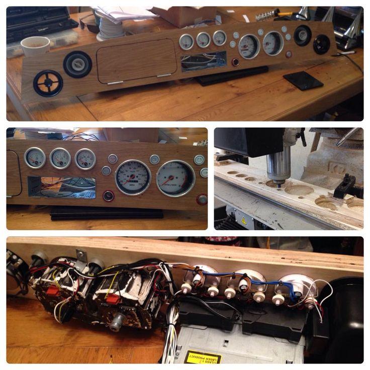 custom dashboard