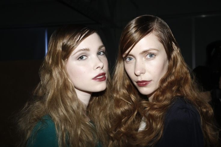 Backstage at Giulietta Fall 2014 - Slideshow - Runway, Fashion Week, Fashion Shows, Reviews and Fashion Images - WWD.com