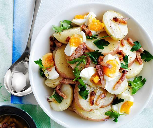Bacon Potato Salad Recipe Australia