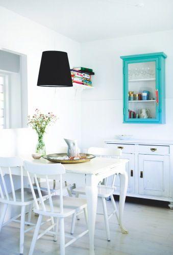 one bright cabinet