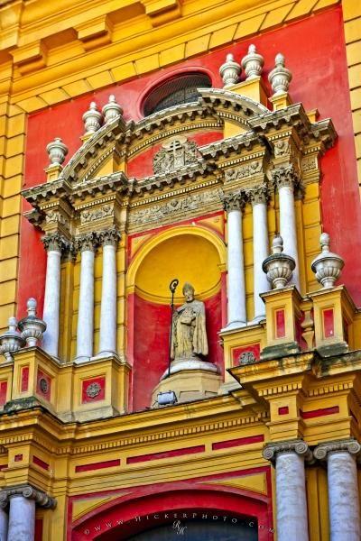 Iglesia de San Ildefonso | Seville, Spain Version Voyages, www.versionvoyages.fr coffrets cadeaux, billets d'avion www.flyingpass.fr