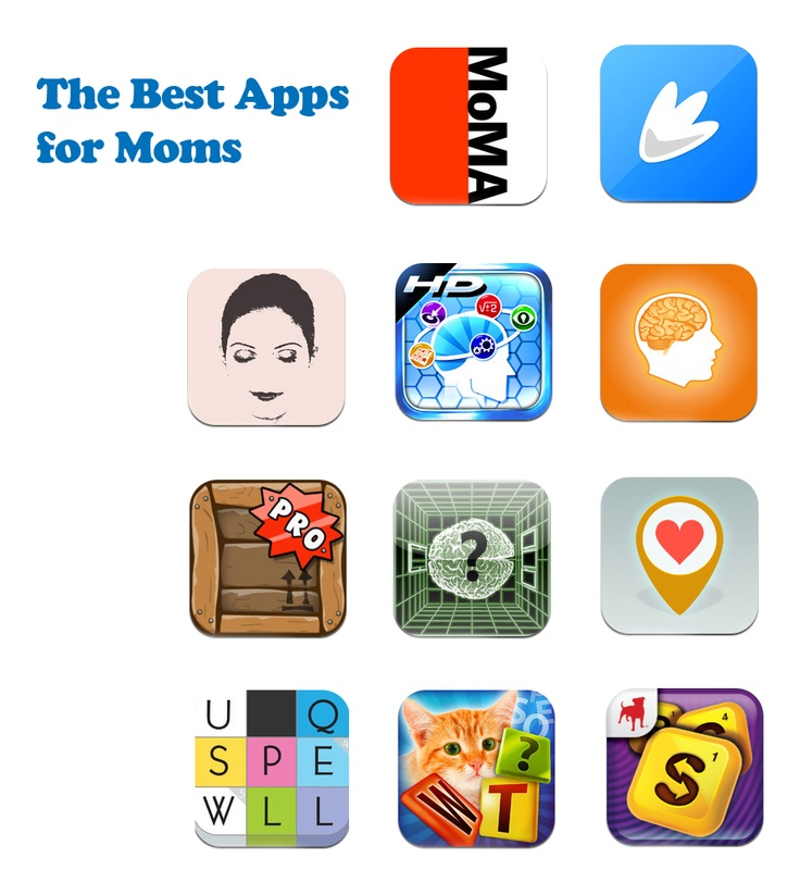 It's time to reclaim the iPhone and take the iPad back for yourself. Here's our list of The Best Apps for Moms.