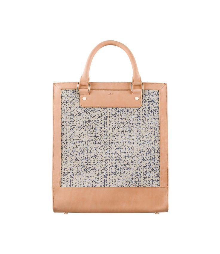 Tote Bag - Lillian Ish by VIDA VIDA QR3x6MBP