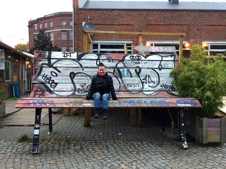 Mobilne klomby i chill zony w Berlinie