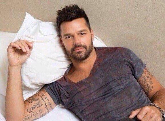 Ricky Martin Rickymartin Rikimartin Photoshoot
