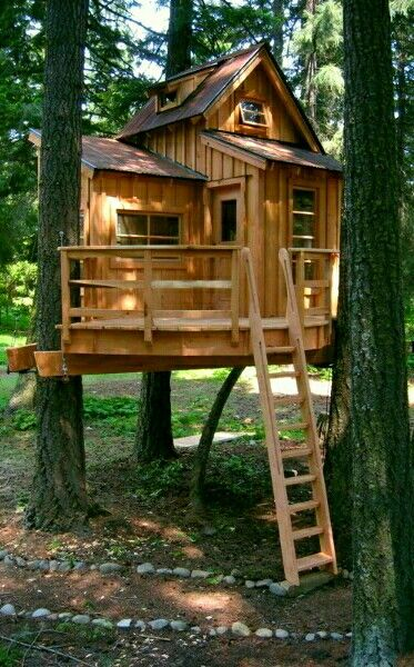 16 best tree houses images on pinterest tree houses wood cabins