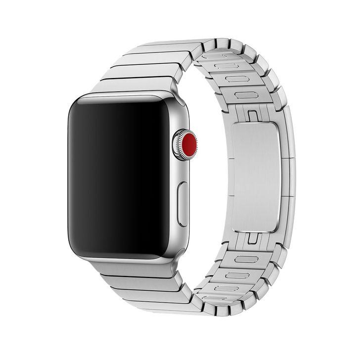 42mm Silver Link Bracelet - Apple (AU)